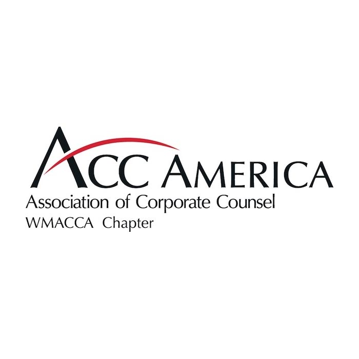 ACC America Association of Corporate Counsel WMACCA Chapter logo